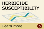 Susceptibility chart
