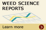 weed science reports